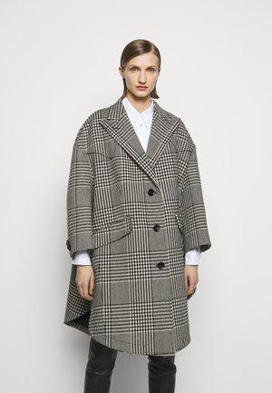 Manteau classique - black/grey