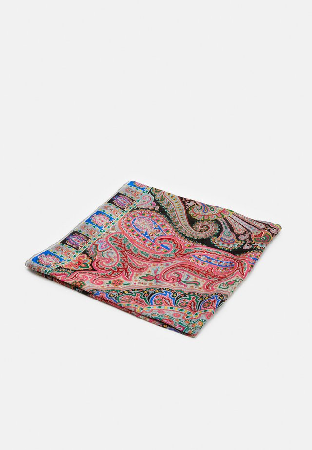 MAJESTIC PAISLEY - Sjaal - black lights