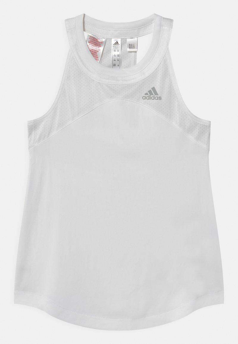 adidas Performance - CLUB - T-shirt de sport - white