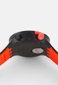 Swatch - RACING PASSION - Cronógrafo - black/red - 2