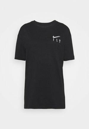 BOY TEE - Printtipaita - black