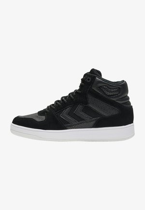 ST POWER PLAY MID - Sneakers high - black