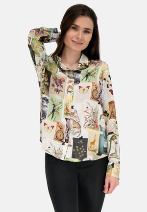 Overhemdblouse - picture mix