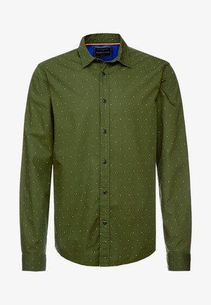 REGULAR FIT  - Camicia - dark green