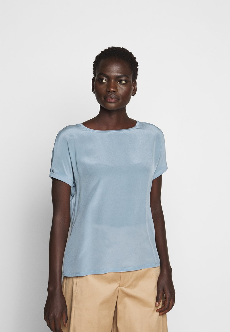 MAX&Co. - CREDERE - Blouse - sky blue