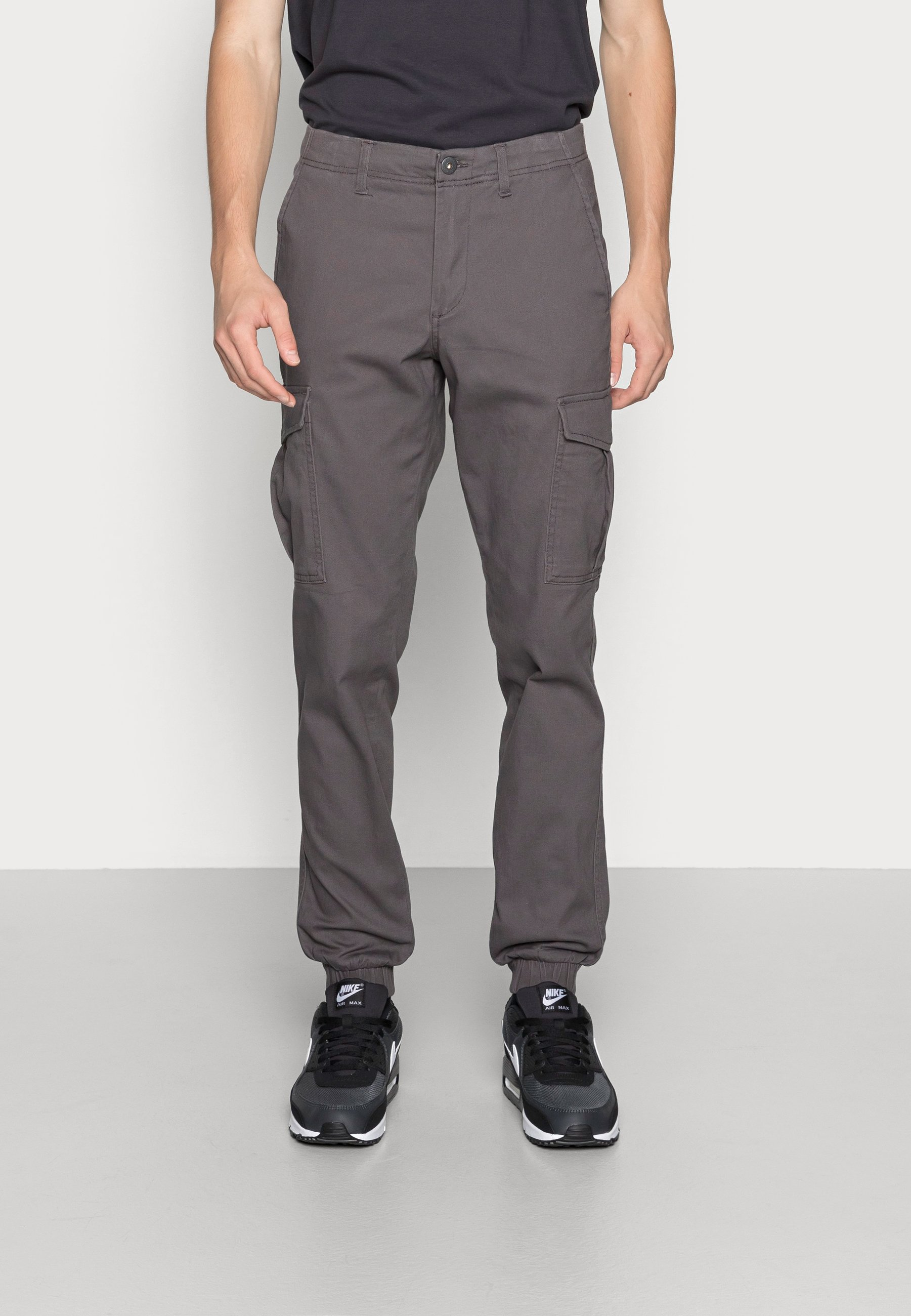 Men JJIMARCO JJJOE CUFFED - Cargo trousers
