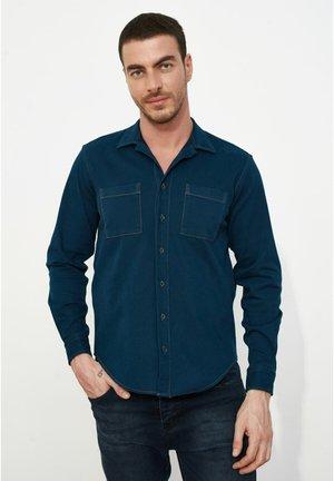 Overhemd - navy blue