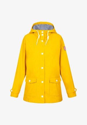 PENINSULA FISHER - Waterproof jacket - yellow