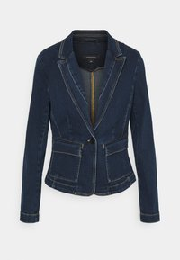 comma - Denim jacket - dark blue - 0