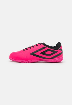 VELOCITA VI CLUB IC - Indoor football boots - pink peacock/black/white