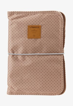 CHANGING POUCH - Stelleveske - dots rose