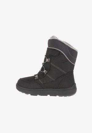 Snowboots  - black mid grey