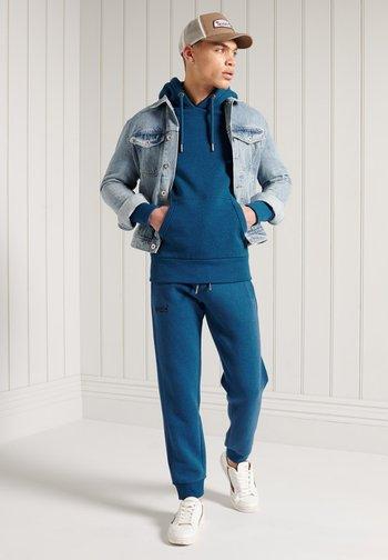 ORANGE LABEL CLASSIC  - Tracksuit bottoms - blue