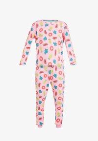 Chelsea Peers - INFLATABLE LONG SET - Pyžamová sada - pink - 4
