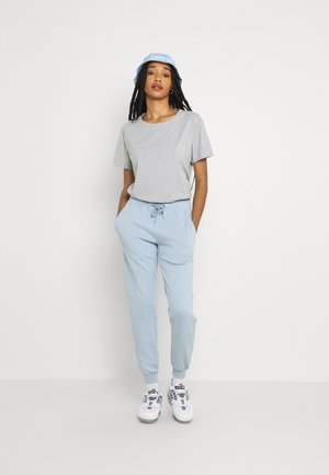 TEE 2 PACK - T-shirt basic - black/grey