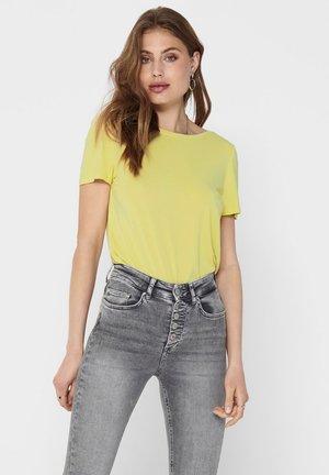 Print T-shirt - pineapple slice