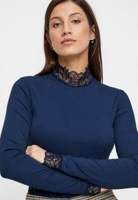 YAS - YASELLE  - Camicetta - navy - 3