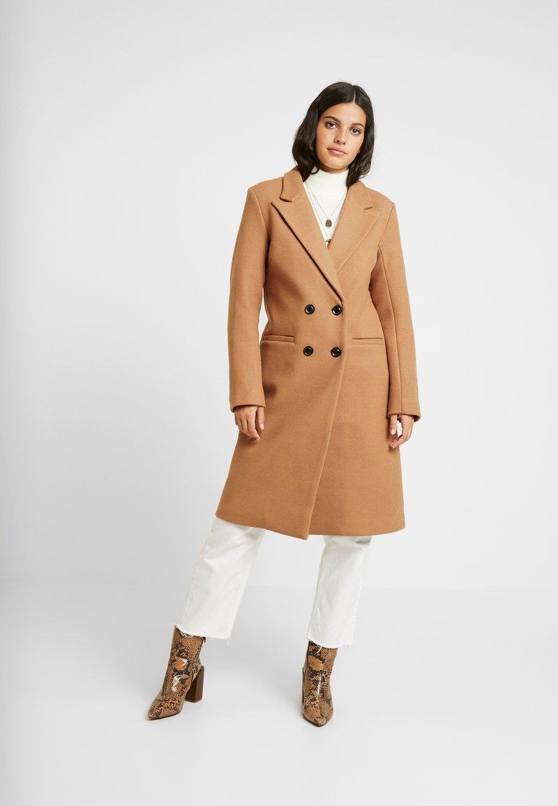 Object - OBJLINA COAT - Frakker / klassisk frakker - doe