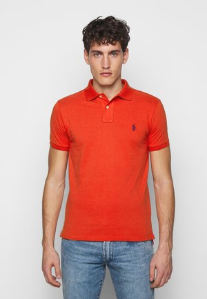 Polo - orangey red