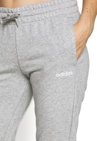 adidas Performance - PANT - Tracksuit bottoms - medium grey heather - 4