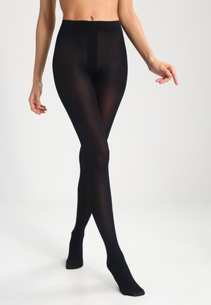 60 DEN WARM UP - Tights - marine