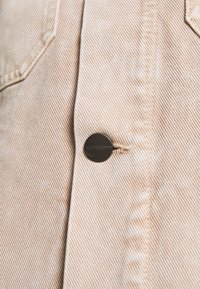 Carhartt WIP - STETSON JACKET PARKLAND - Džínová bunda - dusty brown - 4