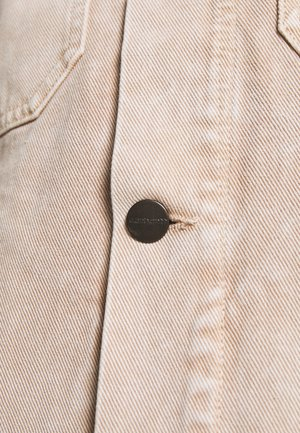 STETSON JACKET PARKLAND - Veste en jean - dusty brown