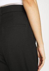 ARKET - TROUSER - Trousers - black - 3