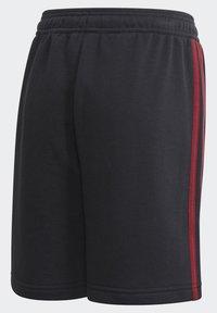 adidas Performance - FEF SPANIEN SHORT UNISEX - Oblečení národního týmu - black - 3