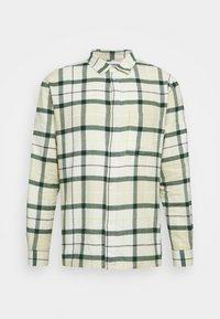 Weekday - WISE CHECKED SHIRT - Shirt - white - 4