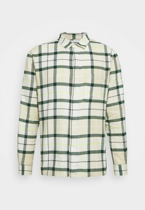 WISE CHECKED SHIRT - Chemise - white