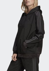 adidas Originals - SPORTS INSPIRED HOODED SWEAT - Hoodie - black - 3