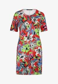 Betty Barclay - Jersey dress - red/green - 2