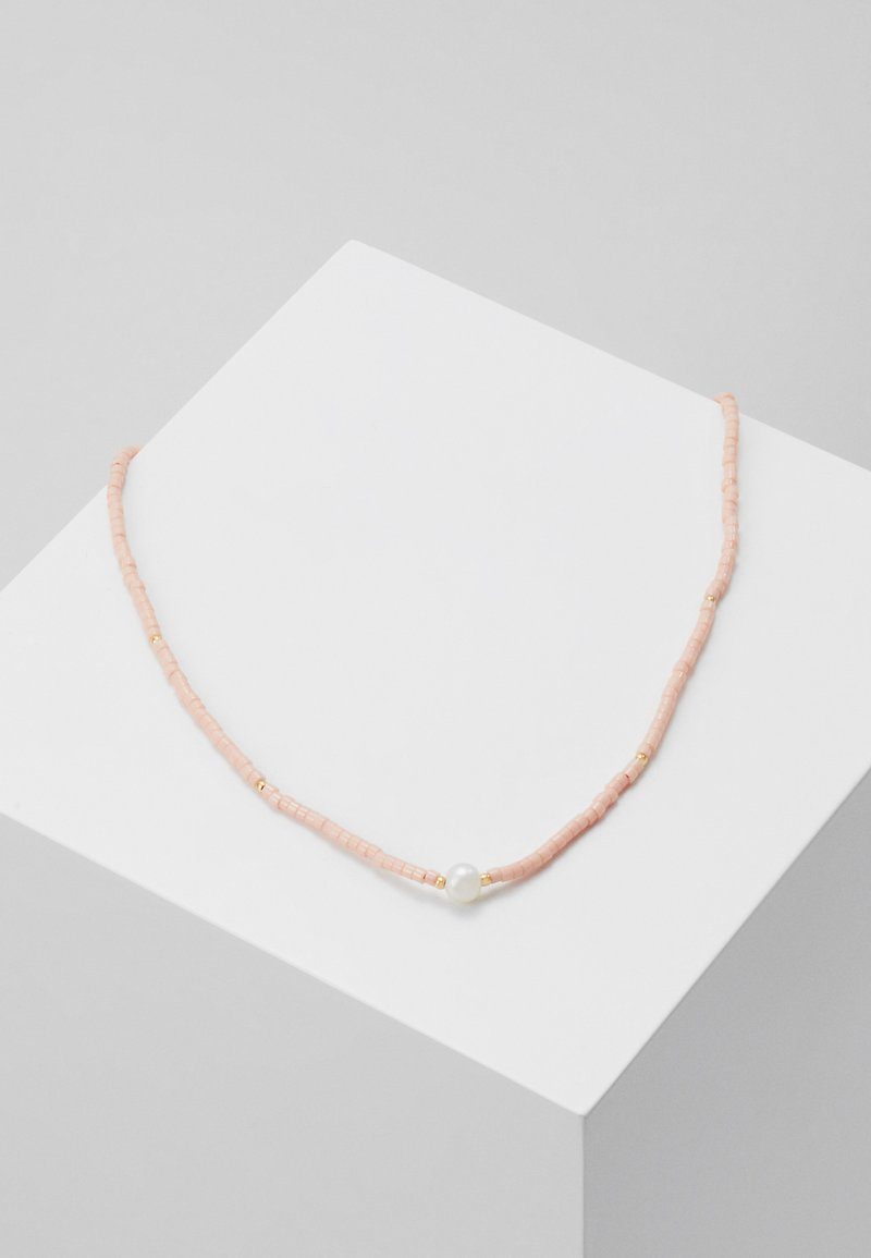 Orelia - COLLAR LENGTH  - Necklace - coral