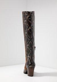 Maripé - Cowboy/Biker boots - patagunia rovere/bruciato - 5