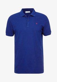Scotch & Soda - CLASSIC GARMENT  - Polo shirt - navy - 4