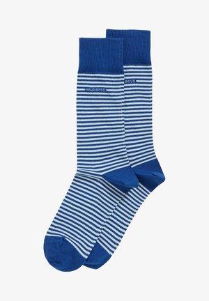 MARC RS - Socks - open blue