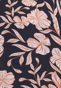 JUNAROSE - by VERO MODA - JRTINDRAZEENAN ABOVE KNEE DRESS - Kjole - black iris - 5