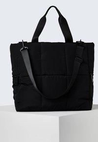 OYSHO - Sportovní taška - black - 1