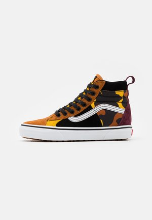 SK8 46 MTE DX UNISEX - Sneakers high - multicolor/yellow