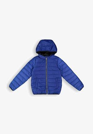 Winter jacket - bright blue