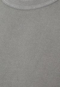 James Perse - CREW NECK - T-shirt basic - mottled grey - 2
