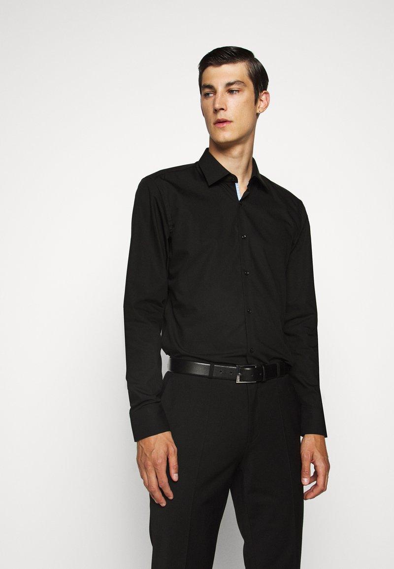 HUGO - KOEY - Formal shirt - black