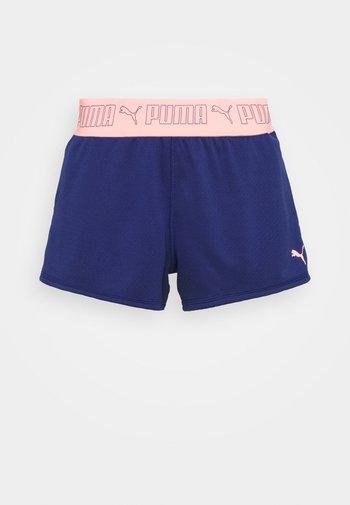 TRAIN ELASTIC SHORT - Pantaloncini sportivi - elektro blue