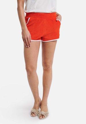 TERRY - Bikini bottoms - tropic red