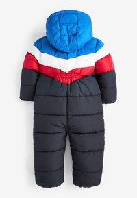 Next - Snowsuit - blue - 2