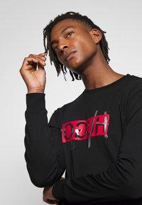 HUGO - DICAGO - Sweatshirt - black - 4