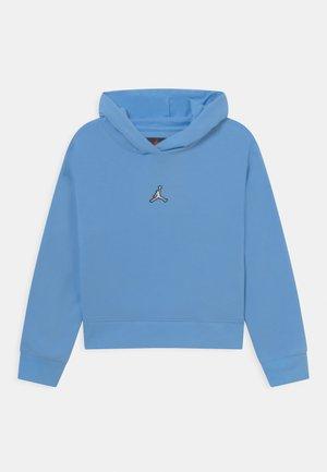 ESSENTIALS BOXY  - Hoodie - university blue
