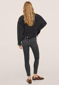 Mango - Jeans Skinny Fit - open grey - 2