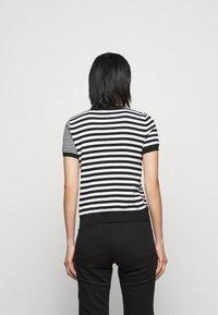 Lauren Ralph Lauren - Print T-shirt - black/white - 2